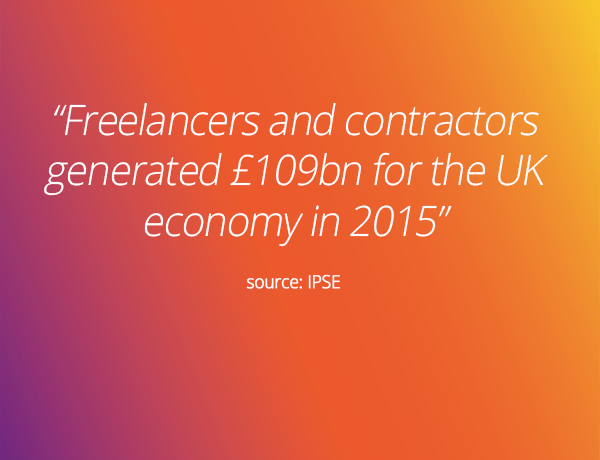 Fact 3 for #NFD16: Contractor contributions means Billions to the UK economy