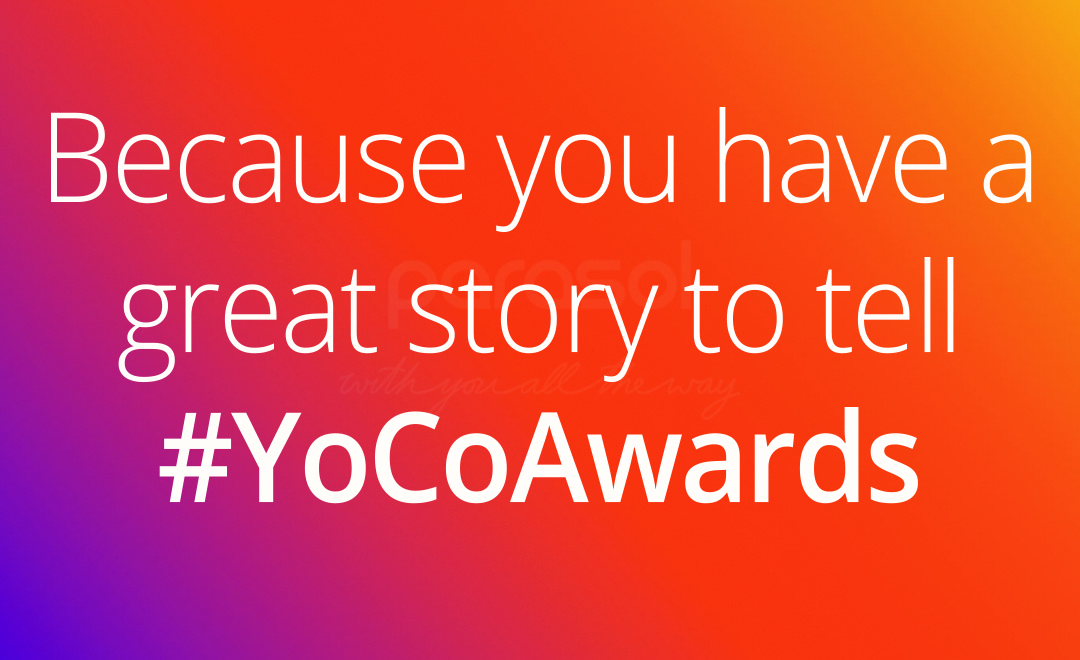 The #YoCoAwards from Parasol celebrate the unique WorkStyle of the contractor that has left the 9 to 5 behind - share you story
