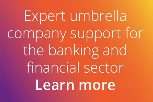 Trust Parasol, the best umbrella company for finance and banking sector support