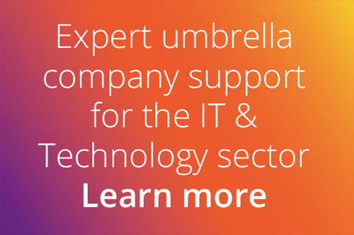 Parasol are the UK leader in support through umbrella company for IT contractors